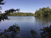 Jezioro lurleen zdjęcia royalty free