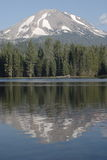 jezioro manzanita fotografia royalty free