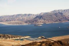 jezioro mead obrazy stock