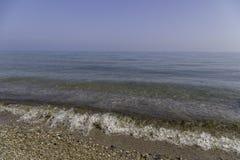 jezioro michigan fotografia stock