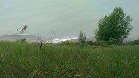 jezioro michigan Obraz Stock