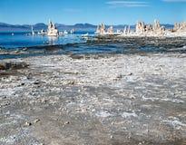 Jezioro Mono Zdjęcie Royalty Free