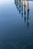 jezioro, mrożone obraz royalty free