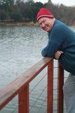 jezioro na emeryturę obraz royalty free