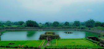Jezioro niebo Zdjęcia Royalty Free