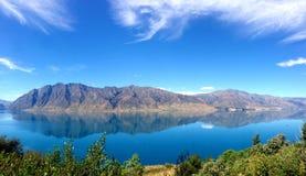 Jezioro odbicie Obrazy Stock