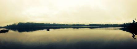 Jezioro odbicie Zdjęcia Stock