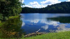 Jezioro outdoors Zdjęcie Royalty Free