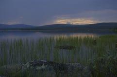 jezioro północny Obrazy Stock
