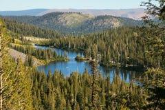 jezioro panorama wspaniała mamutowa obrazy stock