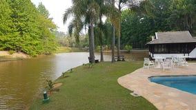 Jezioro Pokojowy obrazy royalty free