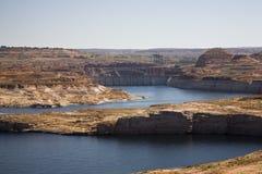 jezioro Powell Obraz Stock