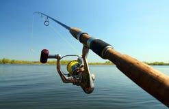 jezioro przędzenie Zdjęcie Royalty Free