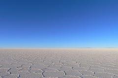 jezioro sól Obrazy Royalty Free
