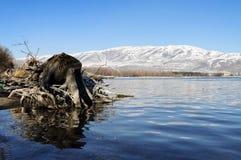 jezioro sevan Zdjęcie Stock
