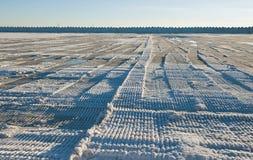 jezioro sól Obraz Stock