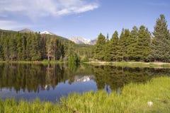 jezioro sprague Zdjęcie Royalty Free
