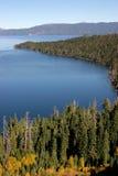 jezioro tahoe Obraz Stock