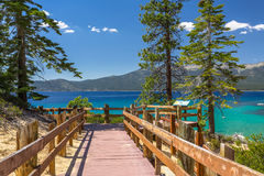 jezioro tahoe Fotografia Stock