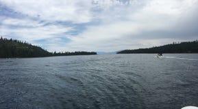 jezioro tahoe Zdjęcie Stock