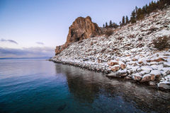 jezioro tahoe Zdjęcia Stock