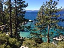 jezioro tahoe Zdjęcie Royalty Free