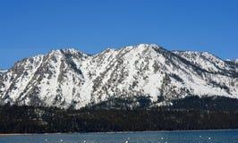 jezioro tahoe kalifornii Zdjęcia Stock