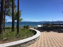 jezioro tahoe południowej zdjęcia royalty free