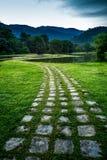 jezioro Taiping ogrodniczy zdjęcia stock