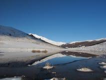 jezioro trochę Zdjęcie Royalty Free