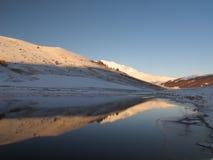 jezioro trochę Fotografia Royalty Free