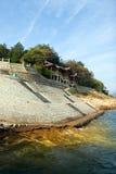 jezioro tysiąca wysp obraz stock