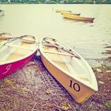 Jezioro w bavaria Zdjęcie Stock