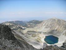Jezioro w górze Zdjęcie Royalty Free