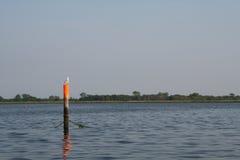 Jezioro w Maine Obrazy Royalty Free