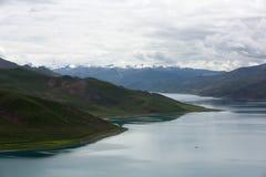 Jezioro w Tebit Obraz Royalty Free