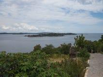 Jezioro Wiktorii zdjęcie stock