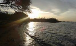 Jezioro Wiktorii Zdjęcia Stock
