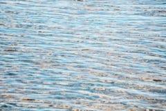 Jezioro wody powierzchnia Zdjęcie Stock