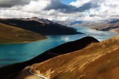 jezioro wspaniały Zdjęcie Royalty Free