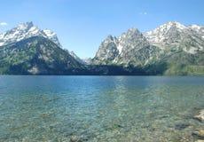 jezioro Yellowstone Zdjęcia Royalty Free