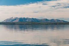 jezioro Yellowstone Zdjęcie Stock