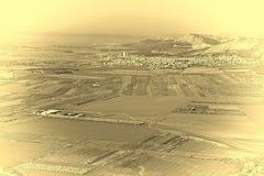 Jezreel-Tal in Israel Stockbilder