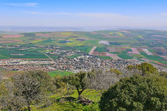 Jezreel Valley, Lower Galilee, Israel Royalty Free Stock Photography
