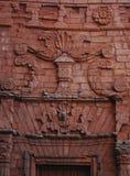 Jezuïetopdracht van Trinidad, Paraguay Stock Foto