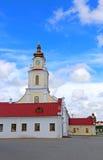 Jezuita szkoła wyższa w Orsha, Białoruś fotografia stock