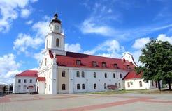 Jezuita szkoła wyższa w Orsha, Białoruś obraz royalty free