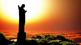 Jezus Chrystus odkupiciel zdjęcia royalty free