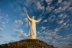 Statua jezus chrystus Zdjęcia Royalty Free