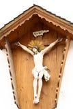 Jezus krzyż Zdjęcia Royalty Free